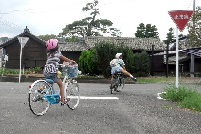 自転車,交通,事故,子ども