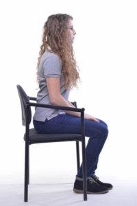 姿勢,座る